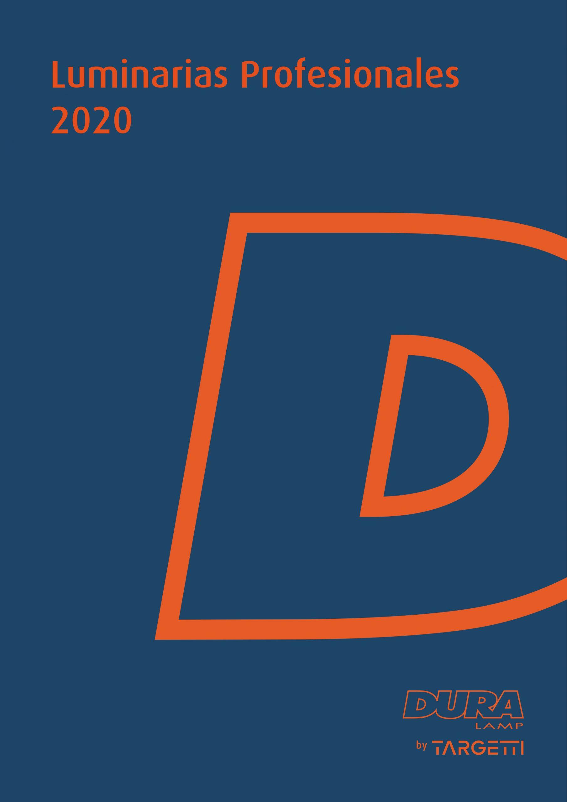 Luminarias Profesionales 2020